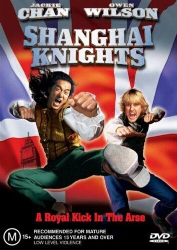 1 of 1 - Shanghai Knights (DVD, 2004) R4 PAL NEW FREE POST
