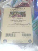 Organic Ginkgo Leaf Cut And Sifted 1lb Ginkgo Biloba Kosher Certified