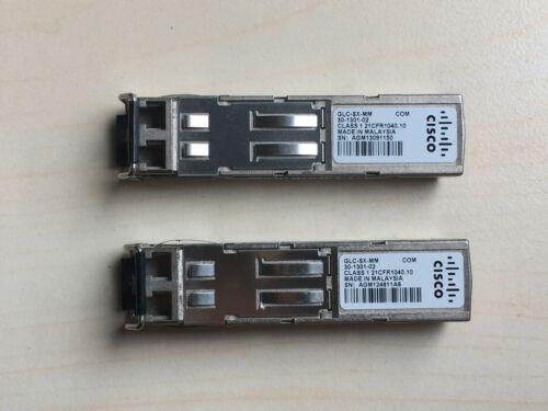 Cisco GLC-SX-MM-30-1301-02 1000BASE-SX SFP 850nm GBIC GLC-SX-MM-Transceiver
