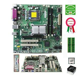 SCHEDA MADRE SOCKET 775 INTEL D946GZIS +CPU INTEL CORE 2 DUO E4500 +2Gb RAM DDR2
