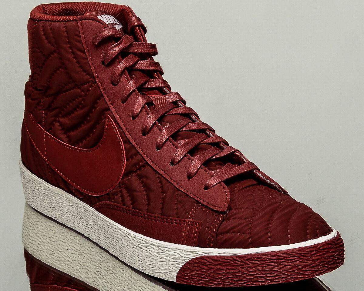 Nike WMNS Blazer Mid Premium SE women lifestyle sneakers NEW cayenne 857664-600