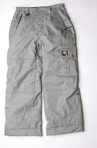 Pants Knee Black Double Stripes 686 Snowboard Dickies Enfants l twxqnnC4XR