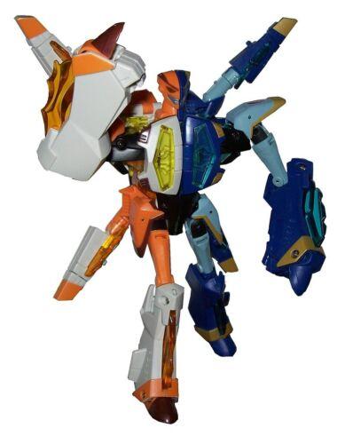Transformers Animated sauvegarde complète Deluxe Jetfire Jetstorm