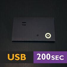 200s MAGNET (BLACK)  USB MP3 WAV device voice module music sound multiple push
