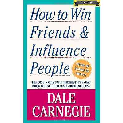 New | How to Win Friends and Influence People by Dale Carnegie | Free Shipping