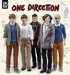 One-Direction-1D-Fashion-Collector-Dolls-Figures-Niall-Harry-Zayn-Louis-Liam-New