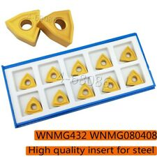 WNMG 080408-MA LF6018 WNMG432 carbide insert Indexable milling tool for MWLNR//L