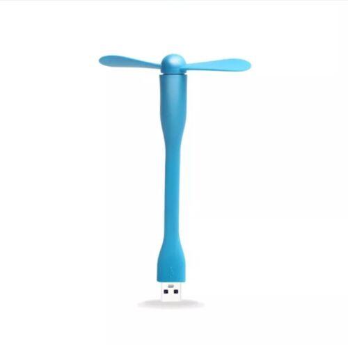 Xiaomi Mini USB Ventilator Kühler mit Schwanenhals für Phone iPhone Android Fans