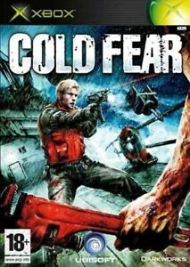 Cold-Fear-Microsoft-Xbox-PAL-FR-Complet