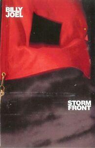 BILLY JOEL Storm Front (1989) MC TAPE CBS 465658 4 ORIGINALE USATA PERFETTA - Italia - BILLY JOEL Storm Front (1989) MC TAPE CBS 465658 4 ORIGINALE USATA PERFETTA - Italia