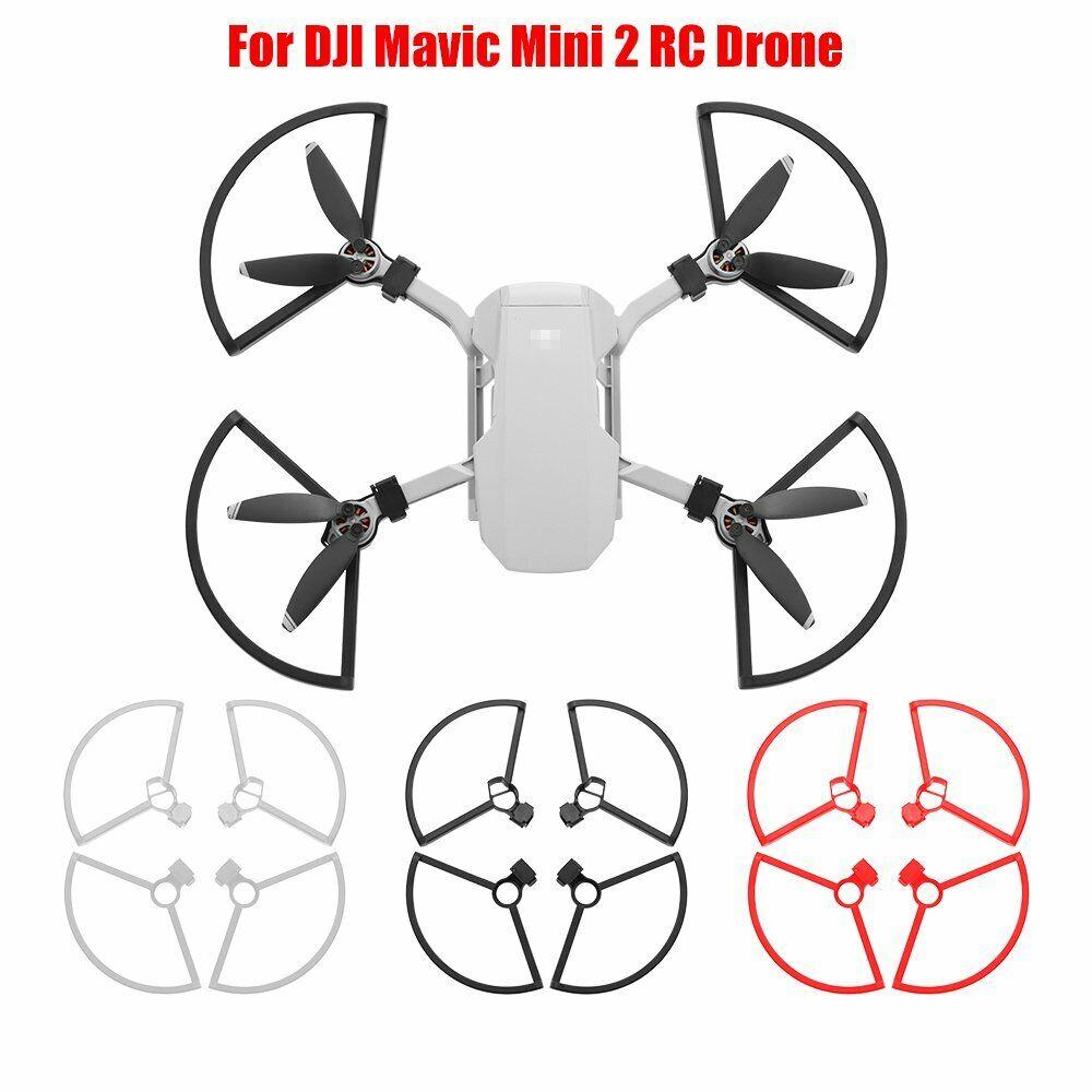 Quick Release Propeller Protective Ring Guards Kit For DJI MAVIC MINI 2 RC Drone