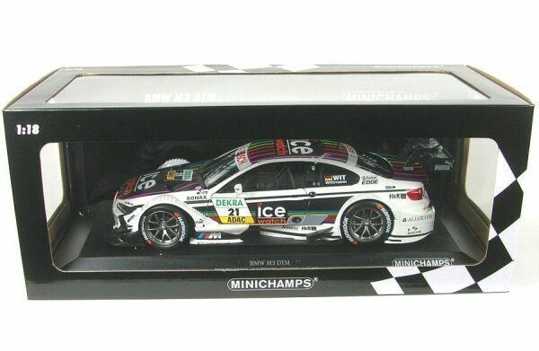 Minichamps 100132222 BMW M3 DTM 2013