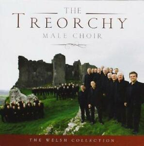 The-Treorchy-Male-Voice-Choir-The-Welsh-Collection-NEW-CD