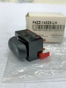 NEW FOR 1994-2004 Ford Mustang Power Door Lock Buttons Switch F4ZZ-14028-LH