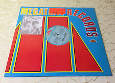 "JOLO (12""MAXI) ""VIOLATION / ON HOLD"" [US 1983 MEGATONE MT-118 ""HI NRG""] M-"