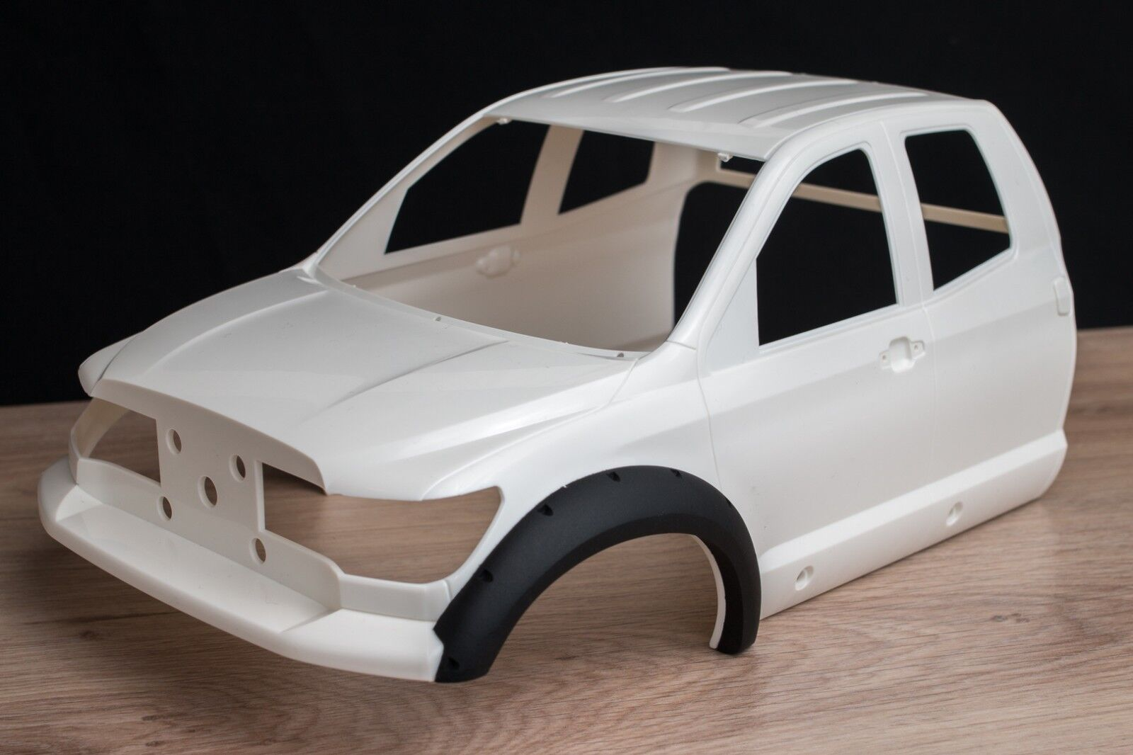 Rubber Fenders for Tamiya Toyota Tundra High Lift RC Axial Tamiya RC4WD
