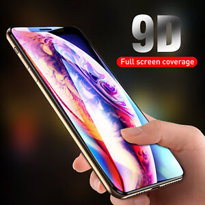 9D-Full-Coverage-Tempered-Glass-Screen-Protector-for-iPhone-XS-Max-X-6s-7-8-Plus