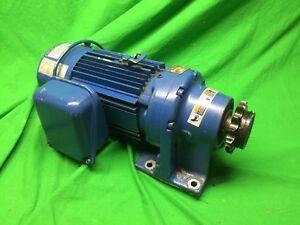 Sm Cyclo Tc F Fb 1b 3 Phase Induction Motor Sumitomo Cnhm