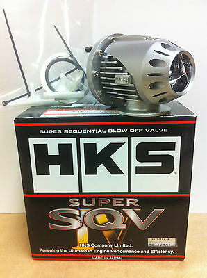 NEW HKS UNIVERSAL SSQV BLOW OFF 4 VALVE BOV Version 4 IV Turbo Blow Off Valve