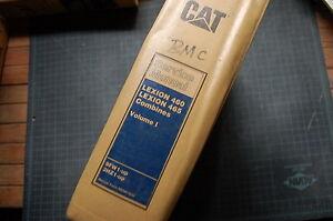 Caterpillar-LEXION-460-465-Combine-Service-Manual-repair-CAT-engine-book-shop