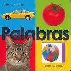 Abre y Cierra Palabras by Roger Priddy (Board book, 2013)