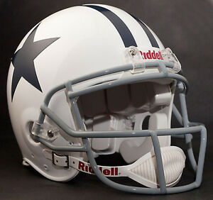 Details About Dez Bryant Edition Dallas Cowboys Riddell Authentic Throwback Football Helmet