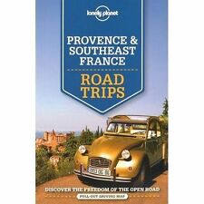 Lonely Planet Provence and Southeast France Road Trips by Gregor Clark,...