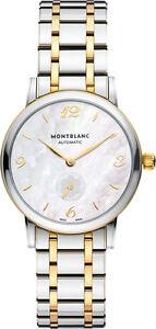 Brand-New-MontBlanc-Star-Classique-107913-Women-039-s-Luxury-Watch