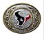 Houston-Texans-Belt-Buckle-Collectible-Two-Tone thumbnail 1