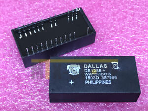 10pcs DS1286 1286 DALLAS WATCHDOG TIMEKEEPER SRAM DIP-28