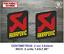Sticker-Vinilo-Decal-Vinyl-Aufkleber-Adesivi-Autocollant-Akrapovic-Exhaust-LOGO2 miniatura 2