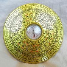 Feng Shui Compass - Brass Faced - BNIB