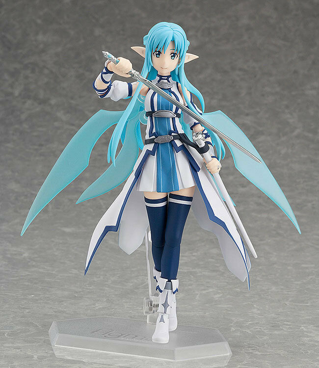 Sword Art Online II - Asuna ALO Ver. Figma Action Figure No. 264 (Max Factory)