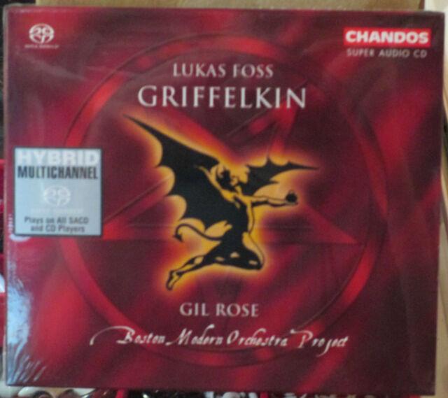 Griffelkin-Boston Modern Orchestra Project,Back Bay Chorale-2 SACD Multi-ch
