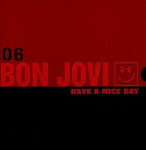 BON-JOVI-2006-HAVE-A-NICE-DAY-TOUR-CONCERT-PROGRAM-BOOK-BOOKLET-EX-2-NMT