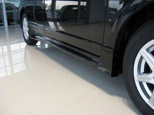 Side Skirts Mugen Style Body Kit for Honda Civic 4D Sedan 8th Gen 2006-2012