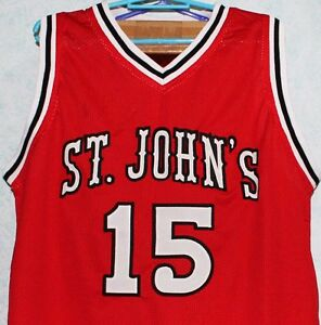 3fa7ac8ab4e RON ARTEST #15 ST JOHN'S UNIVERSITY REDMEN JERSEY AUTHORIZED NEW ...