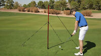 Memory Swing Trainer Golf Training Aid Hit Golf Balls W Club Correctly Ss