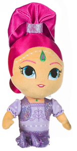 "New Official 10/"" Shimmer And Shine Peluche Jouet Doux reflets"