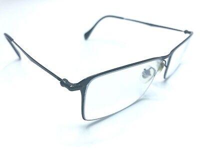 c59af8c5cb7 Ray Ban 54mm Eyeglass Frames RB6290 2509 Matte Black Frames Only 0906