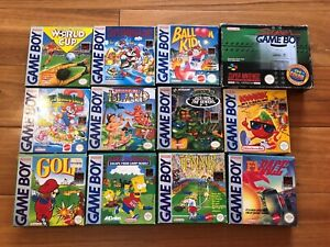Original-nintendo-gameboy-games-with-instructions-amp-in-boxes