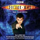 Murray and Gold Doctor Who Television Soundtrack LP Vinyl 33rpm