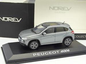 Norev-1-43-Peugeot-4008-Grise