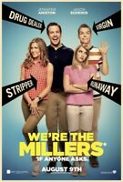 We're The Millers - Original Ds Movie Poster - D/s 27x40 Aniston
