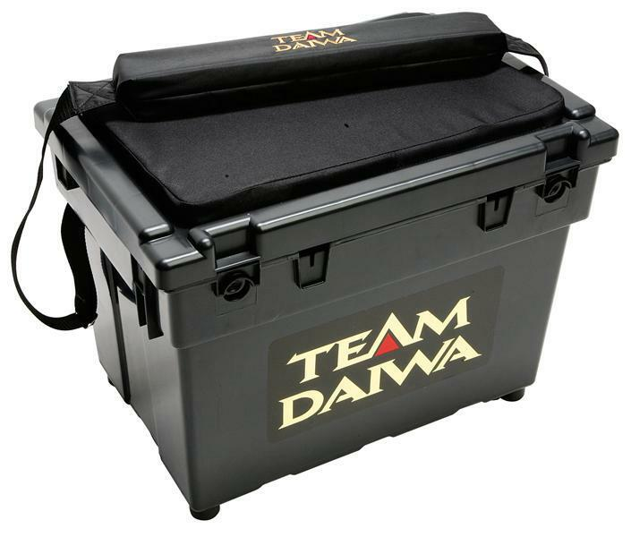 Team Daiwa Seat Fishing Box - LARGE - TDSB1