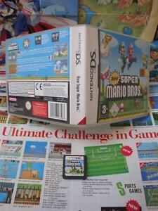 Nintendo-DS-New-Super-Mario-Bros-TOP-2D-amp-1ST-EDITION-Fr