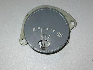1951 FORD PASSENGER DASH OIL PRESSURE GAUGE 1A-9273-B