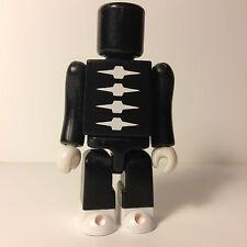 Medicom Kubrick Bearbrick Qee Japan Vinyl Art Toy Skeleton