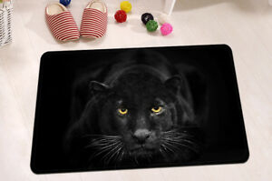 Black-Cat-Bathroom-Non-slip-Bath-Mat-Home-Floor-Decor-Carpet-Door-Shower-Rug
