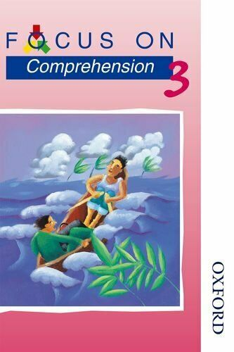 Focus on Comprehension - 3: Bk. 3 by Fidge, Louis 0174202946 The Cheap Fast Free